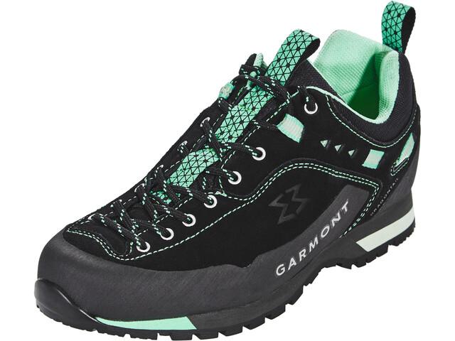 Garmont Dragontail LT Kengät Naiset, black/light green
